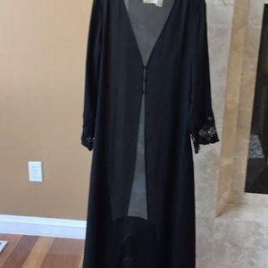 Victoria's secret black robe